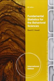 Fundamental Statistics for the Behavioral Sciences IE - Howell, David C.