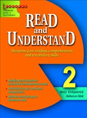 READ AND UNDERSTAND - Level 2 (Book with CD) - Kirkpatrick, Betty