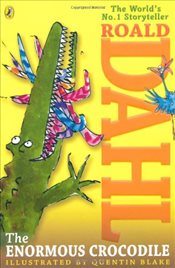 Enormous Crocodile (Dahl Fiction) - Dahl, Roald