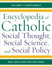 Encyclopedia of Catholic Social Thought, Social Science, and Social Policy : Supplement : 3 - Coulter, Michael L.
