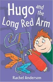 Year 4: Hugo and the Long Red Arm (White Wolves: Imagined Worlds) - Anderson, Rachel