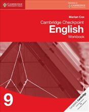 Cambridge Checkpoint English Workbook 9  - Cox, Marian