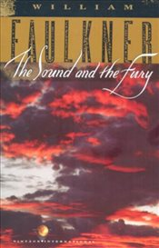 Sound and the Fury - Faulkner, William