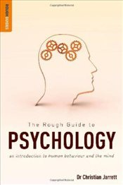 Rough Guide to Psychology  - Jarrett, Christian