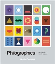 Philographics : Big Ideas in Simple Shapes - Carreras, Genis