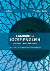 Collins IGCSE English as a Second Language - Cambridge IGCSE English as a Second Language Teacher Gu - Burch, Alison