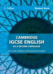 Collins IGCSE English as a Second Language - Cambridge IGCSE English as a Second Language Student Bo - Burch, Alison