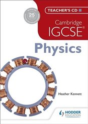 Cambridge IGCSE Physics Teachers CD - Duncan, Tom