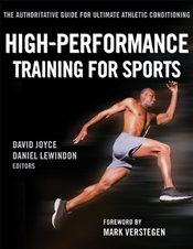 High Performance Training for Sports - Joyce, David