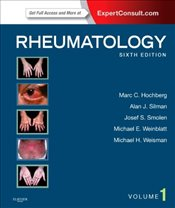 Rheumatology 6E : 2-Volume Set - Hochberg, Marc C.