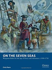 On the Seven Seas  - Peers, Chris