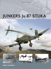 Junkers Ju 87 Stuka  - Guardia, Mike