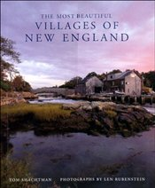 Most Beatiful Villages Of New England - Shachtman, Tom