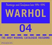 Warhol, Andy, Catalogue Raisonné, Paintings and Sculpture late 1974-1976  - King-Nero, Sally