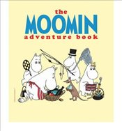 Moomin Adventure Book - Law, Cally