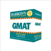 Barrons GMAT Flash Cards - Herman, Jennifer