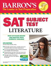 SAT Subject Test Literature 6e with CD-ROM - Myers-Shaffer, Christina
