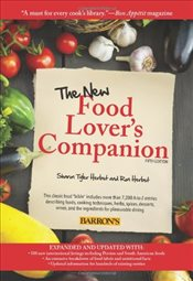 New Food Lovers Companion 5e - Herbst, Sharon Tyler