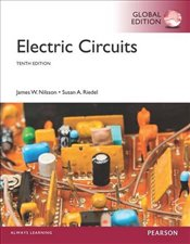 Electric Circuits 10e - Nilsson, James William