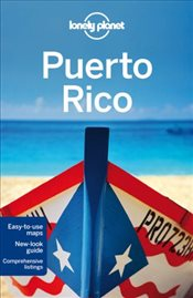 Puerto Rico -LP- 6e - Lonely Planet