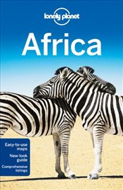 Africa -LP- 13e - Lonely Planet
