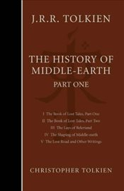 Complete History of Middle-Earth : Part 1 - Tolkien, Christopher