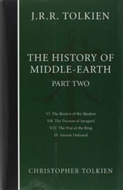 Complete History of Middle-Earth : Part 2 - Tolkien, Christopher
