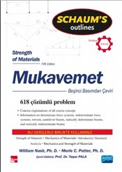 Schaums Outlines : Mukavemet - Nash, William A.