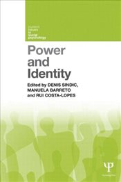 Power and Identity  - Sindic, Denis