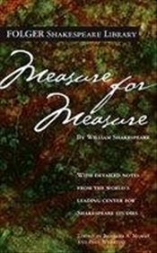 Measure for Measure (Folger Shakespeare Library) - Shakespeare, William