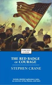 Red Badge of Courage (Enriched Classics) - Crane, Stephen