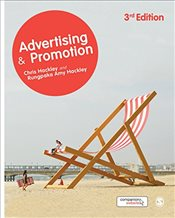 Advertising and Promotion : 3e - Hackley, Chris