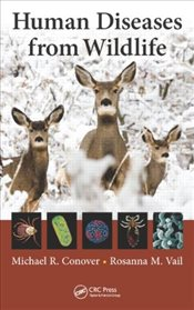 Human Diseases from Wildlife - Conover, Michael R.