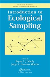 Introduction to Ecological Sampling - Manly, Bryan F. J.