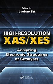 High-Resolution XAS/XES : Analyzing Electronic Structures of Catalysts - Sa, Jacinto
