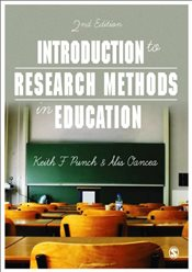 Introduction to Research Methods in Education 2e - Punch, Keith F.