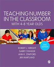 Teaching Number in the Classroom with 4-8 Year Olds : 2e (Math Recovery) - Martland, James