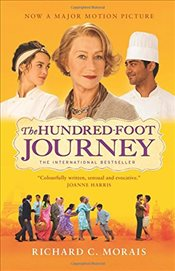 Hundred-Foot Journey : Film tie-in edition - Morais, Richard C.