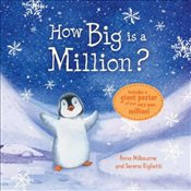 How Big is a Million? - Milbourne, Anna