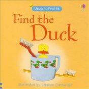 Find the Duck : Usborne Find It Board Books - Zeff, Claudia