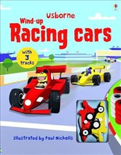Wind-up Racing Cars : Usborne Wind-up Books - Taplin, Sam