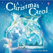 Christmas Carol (Picture Storybooks) (Usborne Picture Storybooks) - Dickens, Charles