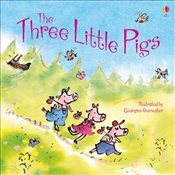 Three Little Pigs (Usborne Picture Books) - Davidson, Susanna