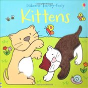 Touchy-feely Kittens (Usborne Touchy Feely Books) - Watt, Fiona