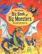 Big Book of Big Monsters - Stowell, Louie