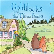 Goldilocks and the Three Bears (Usborne Picture Books) - Davidson, Susanna