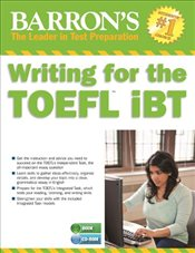 Writing for the TOEFL IBT with MP3 CD - Lougheed, Lin