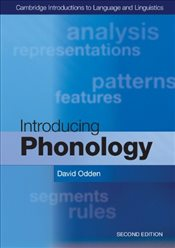 Introducing Phonology 2e - Odden, David