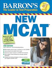 Barrons New MCAT w/CD 2e - Cutts, Jay B.