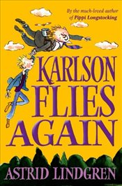 Karlson Flies Again - Lindgren, Astrid